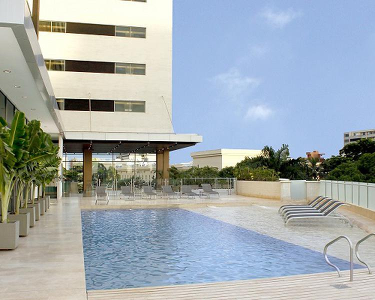 PISCINA ESTELAR Apartamentos Barranquilla Barranquilla